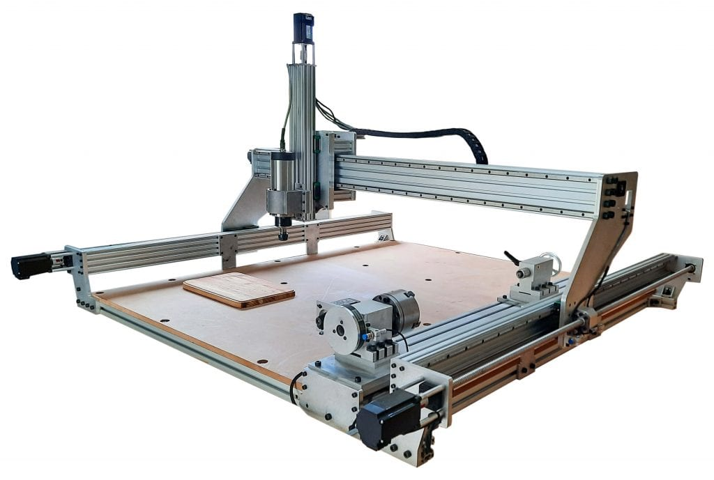 Oryx GT5-2030LI-2.2 ATC CNC Router with 4th-Axis South Africa